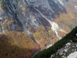15 on the way down triglav national park