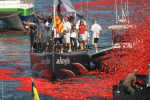 america's cup race seven and pricegiving