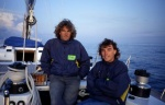 paolo g and alfio z on morgana delivery 1992